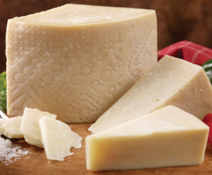 The one and only cheese to put in Cacio e pepe... Pecorino Romano (unknown photographer).