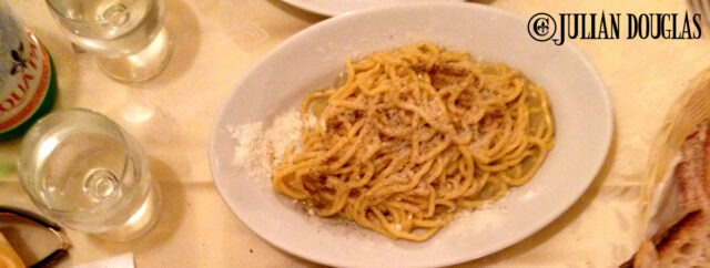 Their Cacio e Pepe... wonderful.
