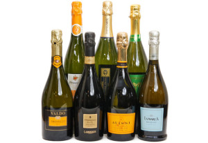 Various Prosecco's (unknown photographer).