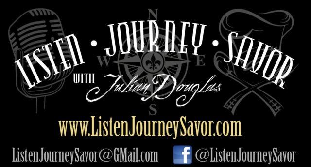 My ListenJourneySavor.com business cards, finally in hand :)