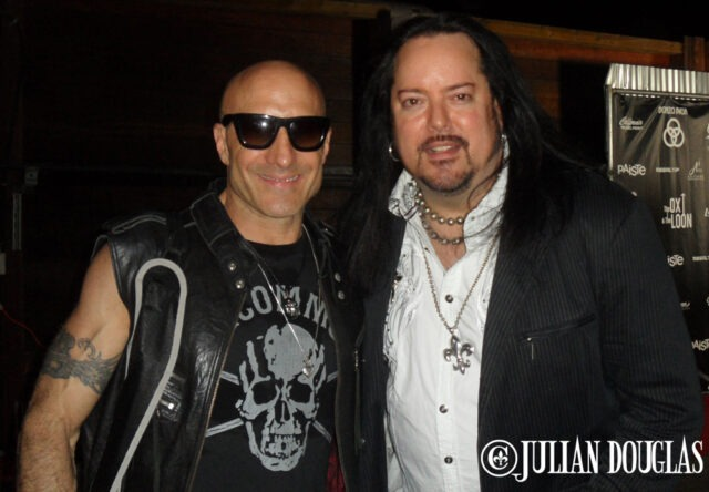 One of the industry drumming greats, Kenny Aronoff (John Mellencamp/Smashing Pumpkins), January 22nd, 2015.