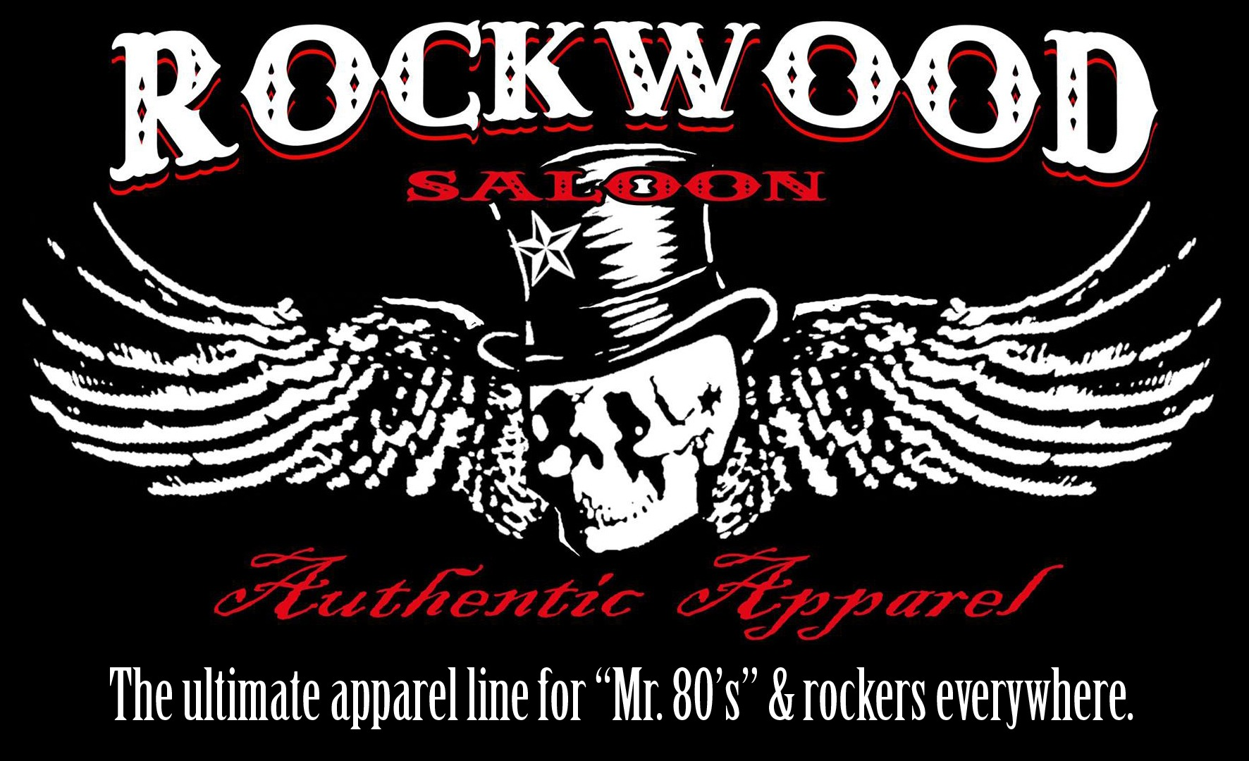 Rockwood Saloon Authentic Apparel
