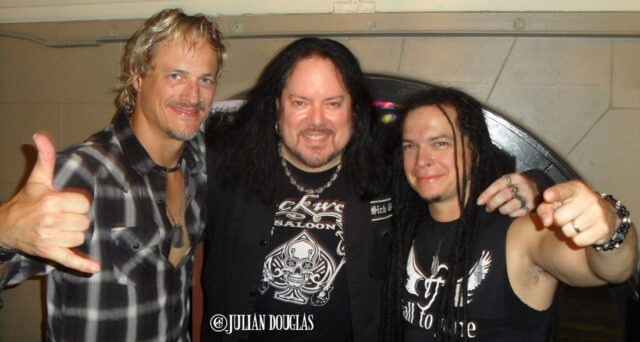 Fantastic guys to say the least, Fuel's Brett Scallions & Brad Stewart, August 2014.
