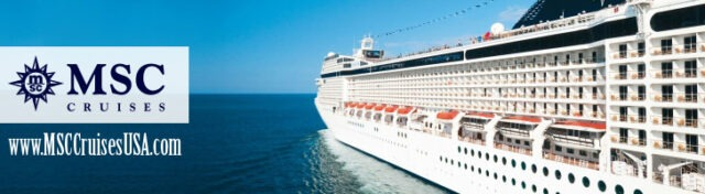 I can't wait to set sail again with MSC Cruises & share it with all of you. Find out more of MSC at www.MSCCruisesUSA.com